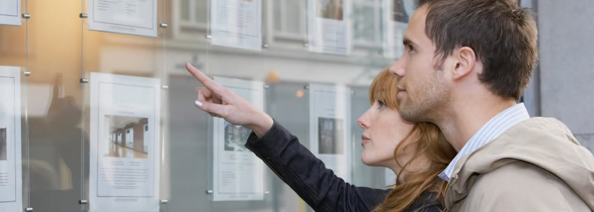 first time buyers find a property