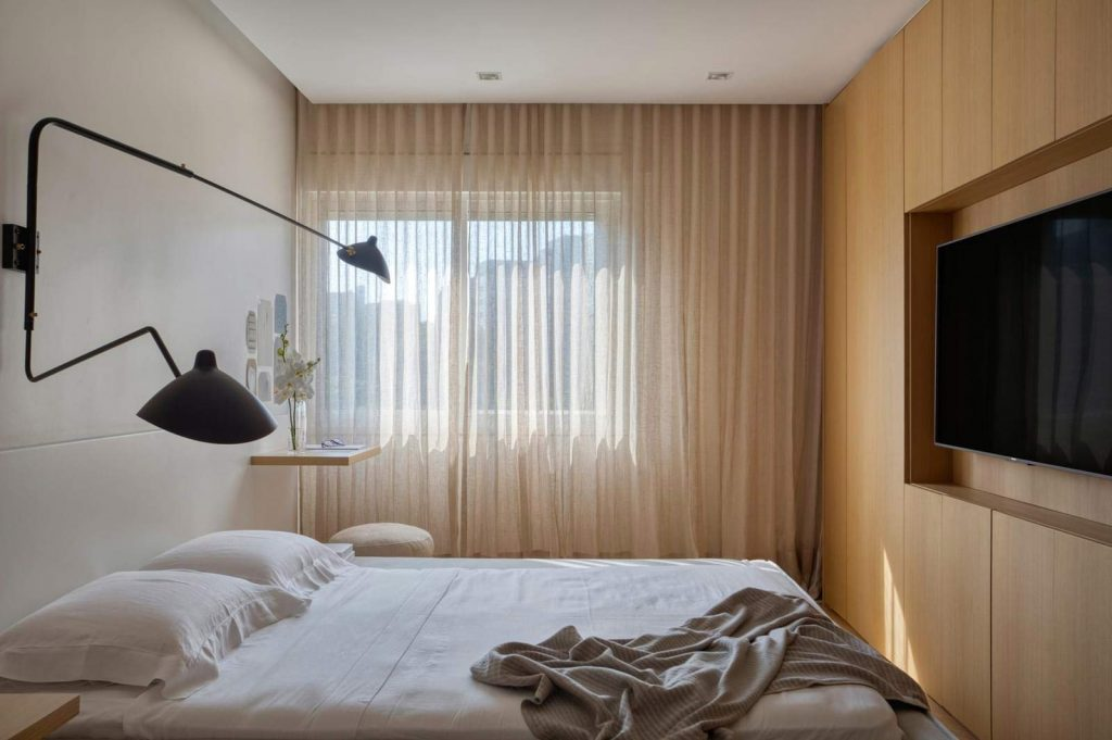Concrete-Interior-for-young-couple---bedroom