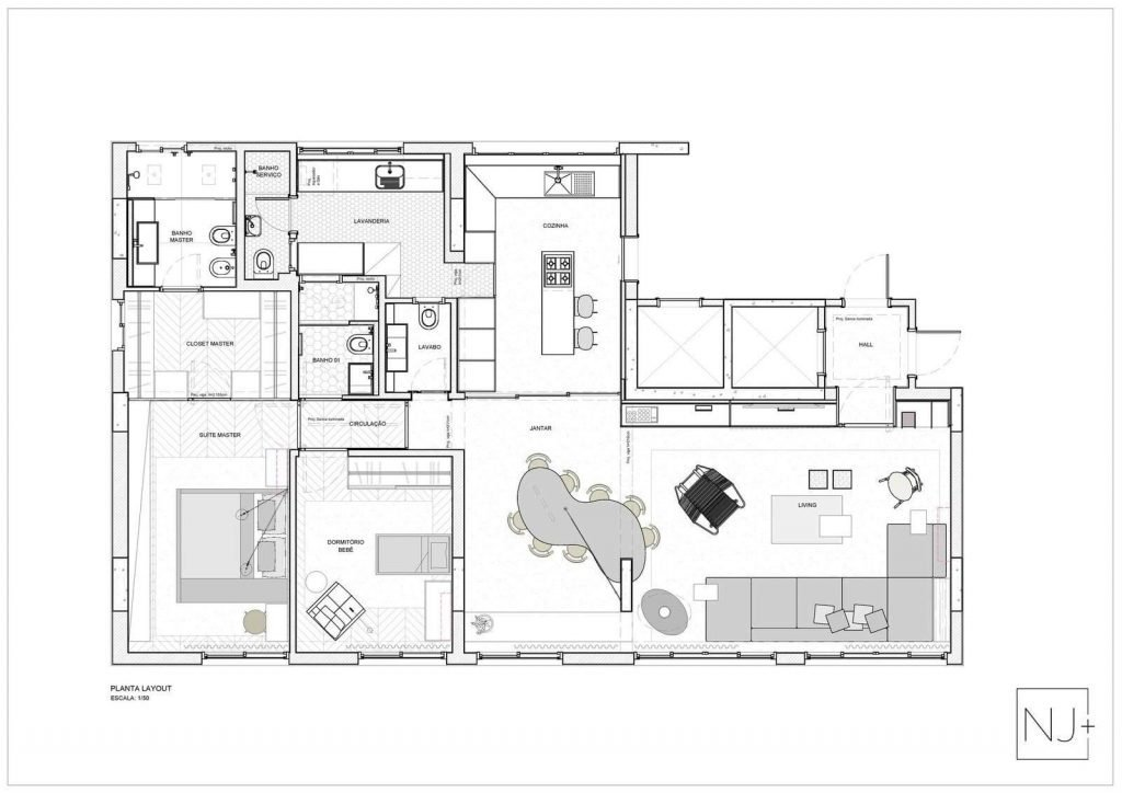 Concrete-Interior-for-young-couple---plan