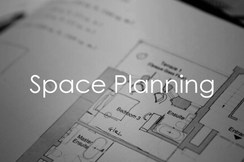 interior space planing